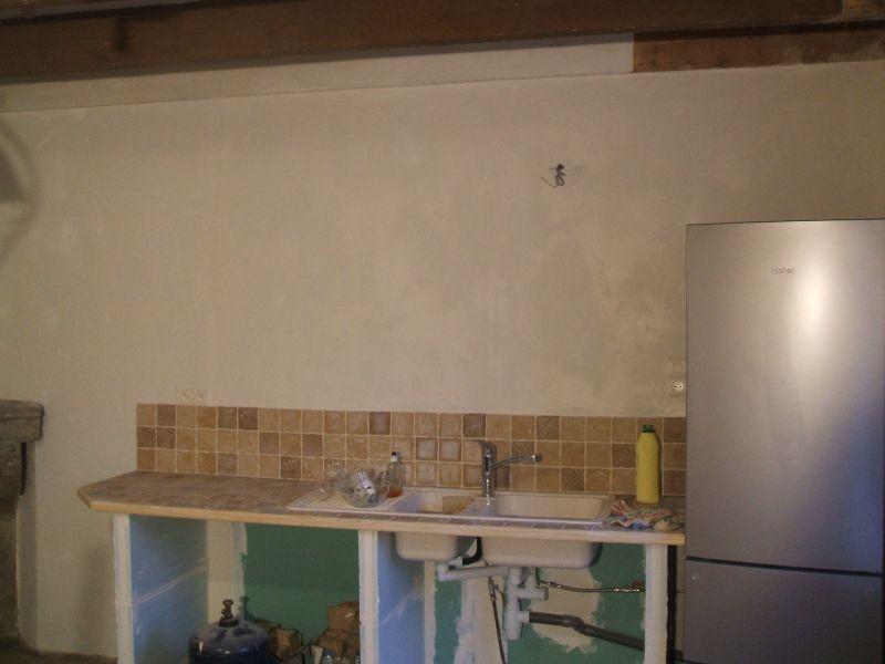 Renovation de salle de bain et cuisine dans une maison de for Renovation maison de campagne